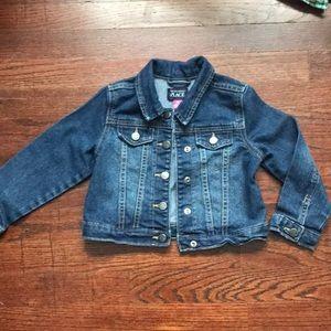 3T Children's Place Denim Jacket